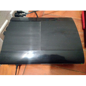 Oportunidad Ps3 250gb Super Slim 14 Juegos Gta Fifa Cod Btf