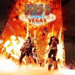 Kiss Rocks Vegas Cd+dvd Open Music