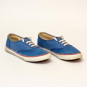 Zapatillas De Hombre Airborn - Lona - Algodon