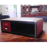 Mueble Para Pasacasette Estereo Stereo De Los 80