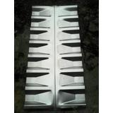 Telha Cumeeira Trapezoidal Aluminio Alcoa