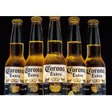 Cerveza Corona 6u X 350 Ml .envios. Desc-ft Caba Gba.