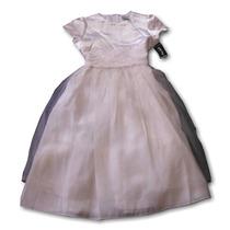 Vestido Sugar Plum Niña Talla 12 Años Saldo Cw7