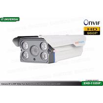 Cámara Ip 1.3megapixel 960p 4leds Array Onvif Ehd-vision