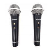 Microfone Com Fio Soundvoice P/ Igreja Voz Sm100 Kit C/2