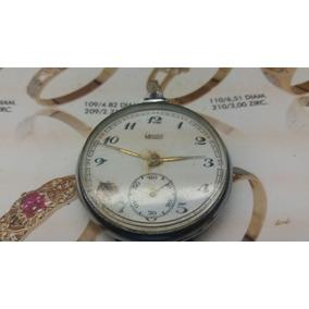 3b6bd389094 Relógio De Bolso Antigo Suíço Lavina Centenário - Relógios no ...