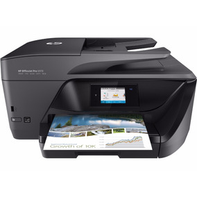 Multifuncional Hp Aio Officejet 6970 Color Duplex Wifi