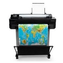 Plotter Hp Designjet T520, 24 Pulgadas (60 Cm), Impresora, 4