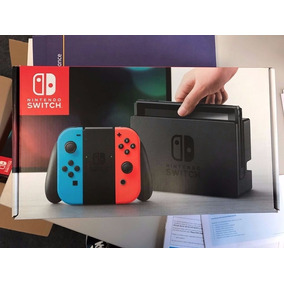 Nintendo Switch Neon Joy-con + Protector De Regalo - Stock