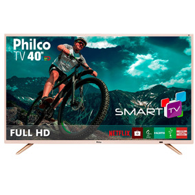 Tv Led Full Hd Smart Philco 40 Ptv40e21dswnc