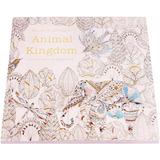 Libro Relax Animal Kingdom Mandalas