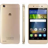 Smartphone Huawei Gr3 720x1280 13mpx Desblo Dual 16gb Dorado