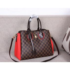 Bolsa Messenger Louis Vuitton Naviglio - Bolsas Femininas Vermelho ... b0804e985e0