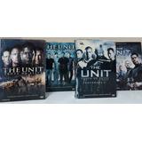 The Unit Tropa De Elite 1 -2 -3 -4 Temporadas - Originais