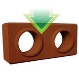 Kit Construye Maquina Hacer Ladrillos Lego Ecológicos Bonus