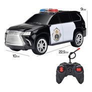 Auto Radio Control Camioneta De Policia Fenix (22050)
