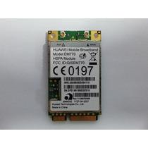 Mini Modem 3g Interno Para Notebook Huawei - Em770