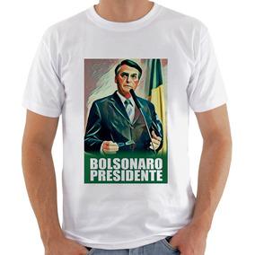 Camisa Camiseta Jair Bolsonaro Presidente Promoção Mito