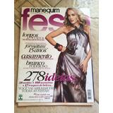 Revista Manequim Festa 629 Angélica