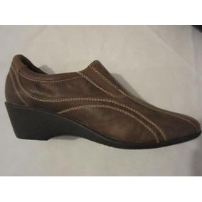Zapato/botin Cuero ,bruno Rossi ,numero :38