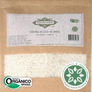 Farinha De Coco Orgânica Paraiso Verde 250g Especial Kit 6un