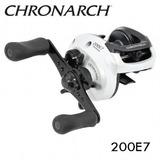 Carretilha Shimano Chronarch 200/201e7 Rede Da Pesca