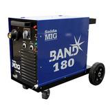 Máquina De Solda Mig/mag Band 180 Sem Tocha - Band - Mig180