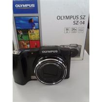 Camara Olympus Sz-14 14mp, 24xzoom, Full Hd (nueva)