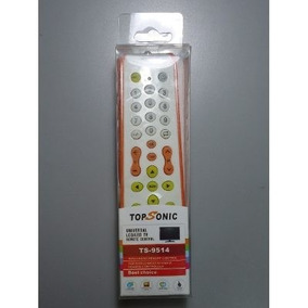Control De Tv Hyundai Timeus Modelo Hdtlcd-3268h