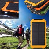 Bateria Externa Solar De 18000 Mah