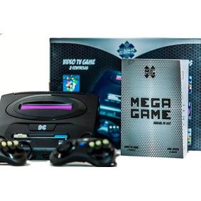 Mega Game Vídeogame 123 Jogos Classicos Na Memória