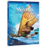 Dvd Moana - Disney Original Lacrado Lançamento