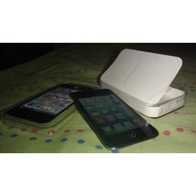 Ipod Touch 4g De 8 Gb Excelentes Condiciones