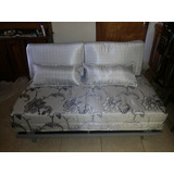 Sofa Cama Dos Puestos