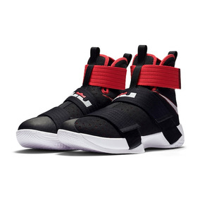 Nba Nike Tenis Lebron Soldier 10 Lebron James X - Originales