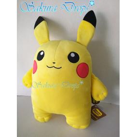 Peluche Pokemon Pikachu Mocchi Mocchi Original - Japones