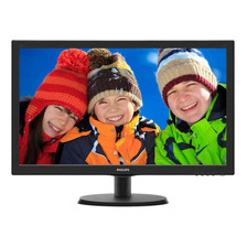 Monitor Philips V 223v5lhsb2 Lcd 21.5  Negro 100v/240v