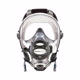 Máscara Full Face Neptune G Diver Ocean Reef - Sem Fonia