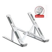 Soporte Aluminio Portatil Para Macbook, Notebook, Otros