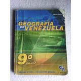 Geografia De Venezuela 9no Grado Hector Zamora