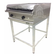 Anafe Industrial Brafh Todo Parrilla 700 Acero Inoxidable