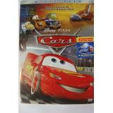 Dvd Carros - Disney Pixar (só Em Inglês) Importado