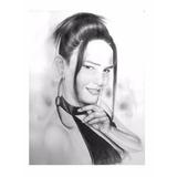 Desenhos Realistas Retrato Caricatura Foto Grafite Pinturas
