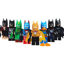 Mariachi Buzo Irish Golden Bruce Batman Compatible Con Lego