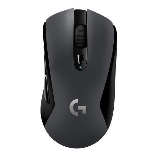 Mouse para jogo Logitech Lightspeed G Series G603 preto