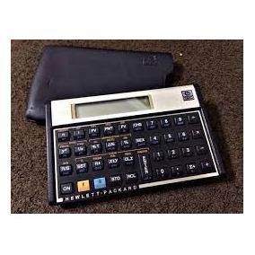 Calculadora Financeira Hp 12c Gold Original Hp12c