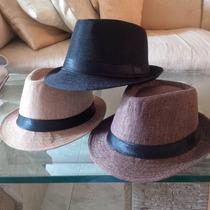 Sombreros Borsalino Veraniego De Tela