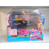 Aerodeslizador Barbie Dron En Una Aventura Espacial
