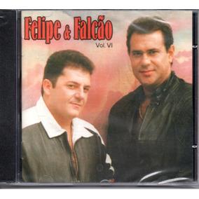 Cd Felipe E Falcão - Vol 01