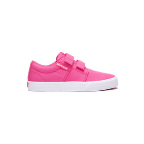 Zapatillas Supra Stacks Vulc Ii V Pink/whit (55672- Sp081115